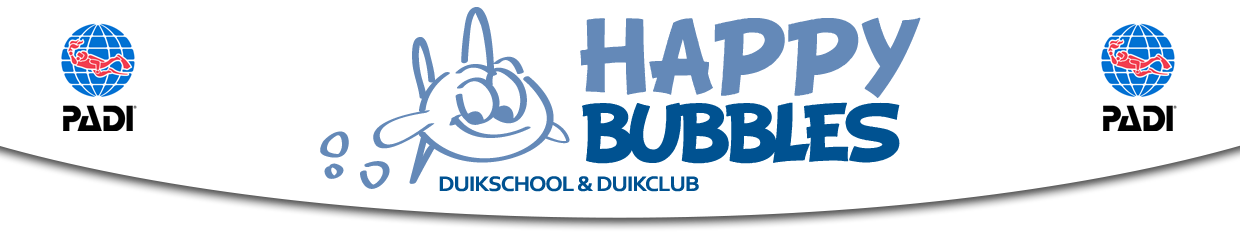 Duikschool Happy Bubbles